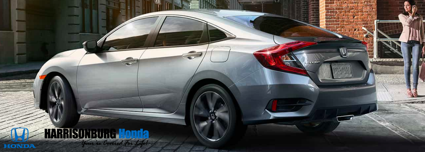 Honda Civic Luray VA