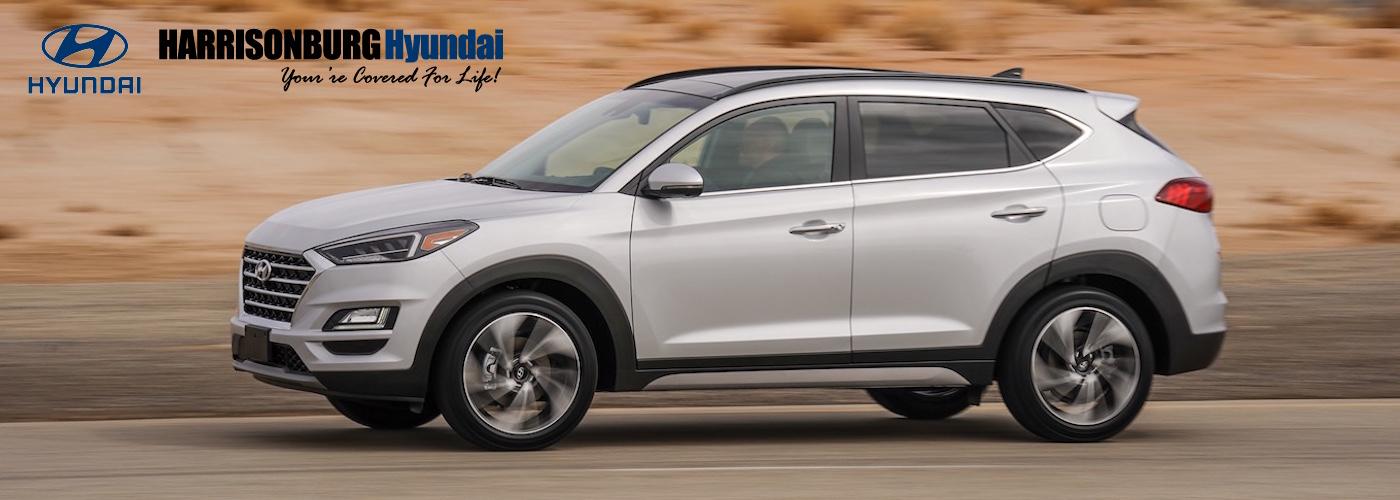 Hyundai Tucson Harrisonburg VA