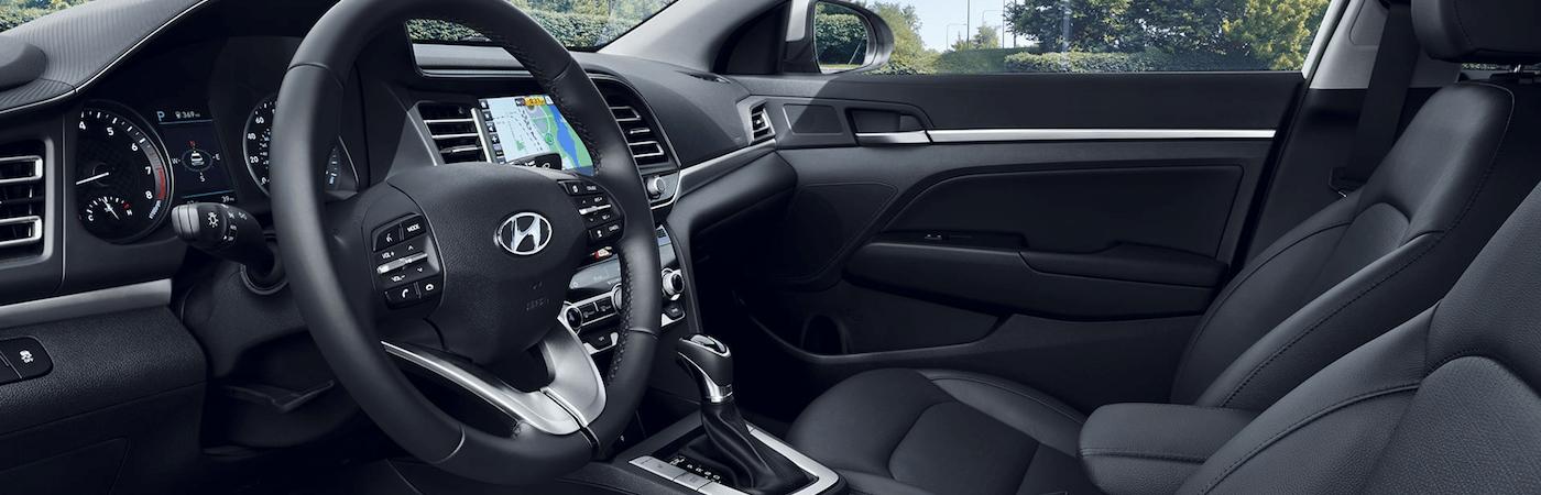 Hyundai Elantra Interior