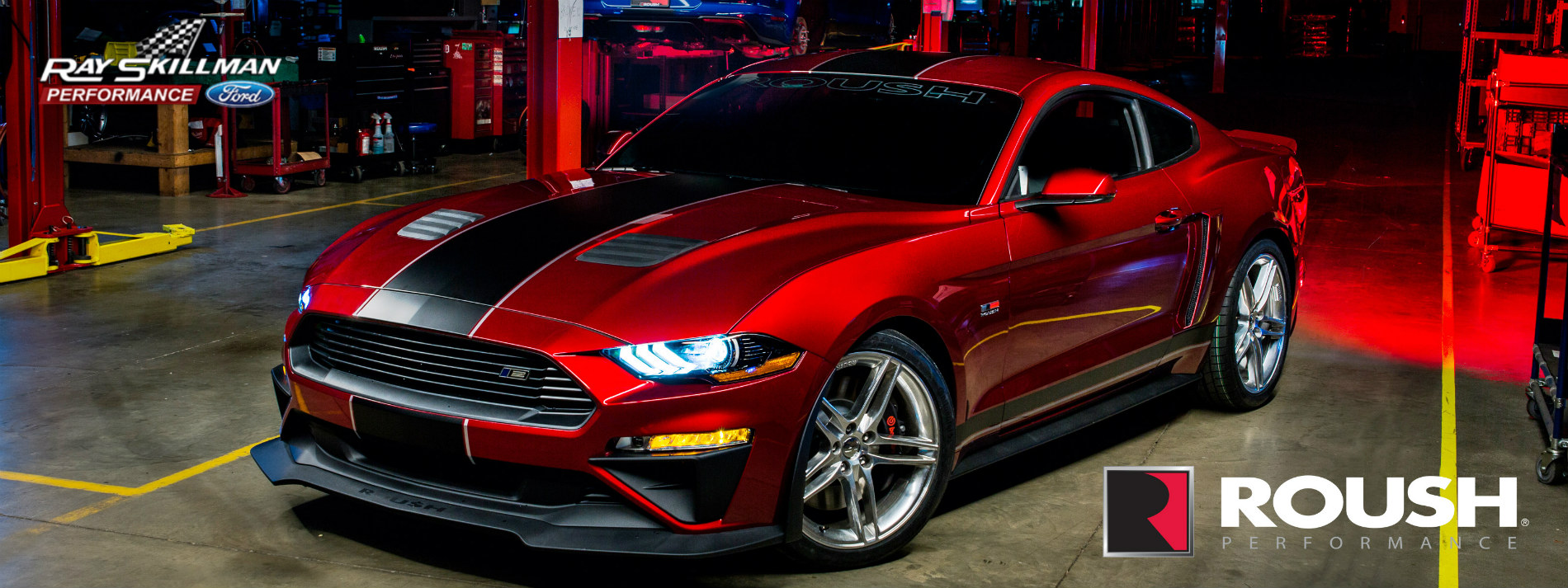 Roush Dealership In Indianapolis In Ray Skillman Ford
