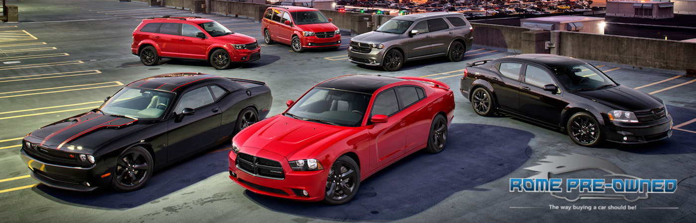 Used Dodge Vehicles